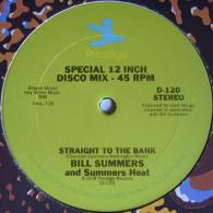 BILL SUMMERS