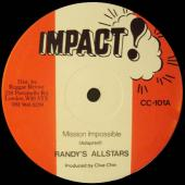 Randy's Allstars* / Tony Brevett
